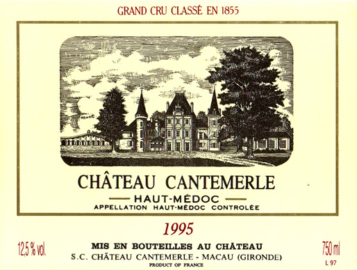 Cantemerle label
