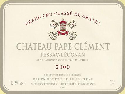 Pape Clement_2000_l