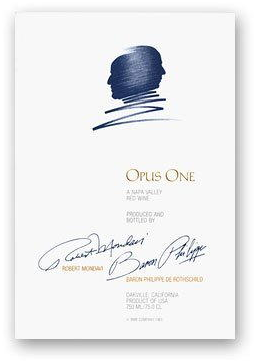 Opus One_label