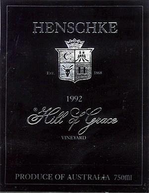 Henschke's Hill of Grace